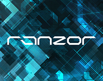 ranzor - logo and artwork