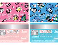 Mini Warriors Credit Card