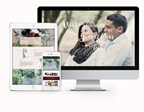 Wedding Stationery & Website