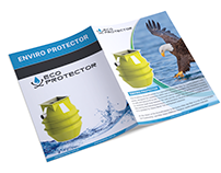 Eco Protector Brochure Design