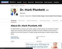 U.S. News - Dr. Mark Plunkett
