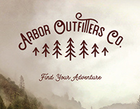 Arbor Outfitters Co. Branding