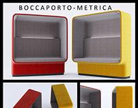 Boccaporto Armchair Design By Metrica