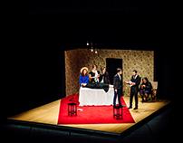 """Teatro """"O BEM AMADO"""" de Dias Gomes"""