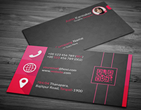Hope Business Card on Graphicriver
