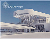 El Alamain Airport Graduation Project
