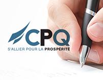 Conseil du patronat du Québec – Site web