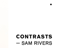 CONTRASTS - Sam River ( vynil cover )