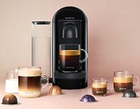 Nespresso Vertuo Digital Ad