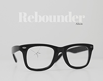 Alison/Rebounder CD Cover