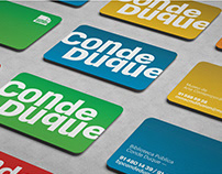 Conde Duque | Visual Identity