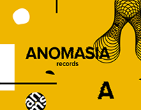 Anomasia Records - Designs