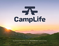 CampLife Identity and Brand Manual