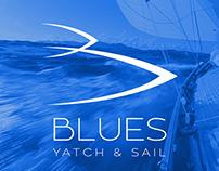 Blues Yatch & Sail Logo Design / Branding