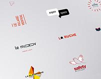 Logos, Brandmarks & Titles