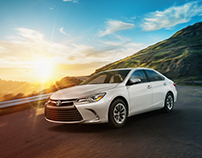 Toyota Camry-Concept campaign
