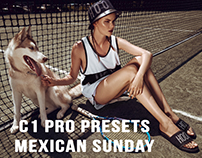 Mexian Sunday Presets for Capture One Pro