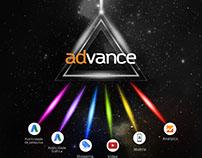 Anúncio Advance e Google Partner