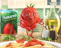Pomarola Character