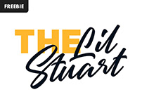 Free Download: Lil Stuart Fonts Collection