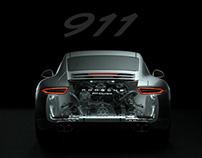 CGI | Porsche 911 launch