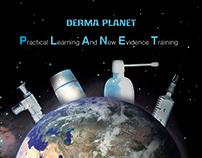 Derma Planet Poster