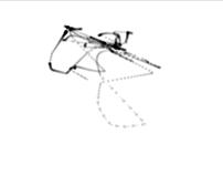 Eye tracker: openFrameworks + Maya