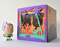 CD Album_Toy Story