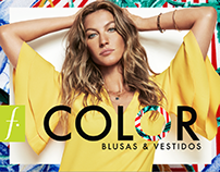 COLOR FALABELLA MODA 2017