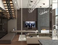 2 storey apartment