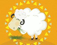 Eid Al Adha - GIF ANIMATION