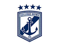 Guillermo Brown - Rebrand