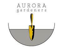 Aurora Gardeners Logo-Promotional Folder