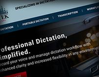 Dictatek BigCommerce Website Design + Dev