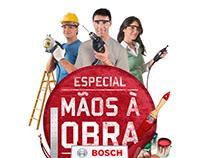 Campanha Mãos à Obra Bosch