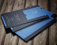 MODERN,STYLISH,CREATIVE BUSINESS CARD