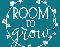 Room to Grow // Logo