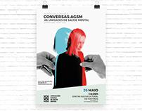 Poster Conversas AGSM
