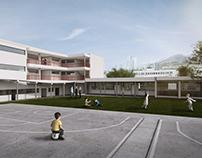 Colegio Irlandés, Laredo