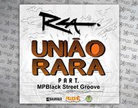 """Lyric Vídeo """"R.L.A"""" Track 'União Rara'."""