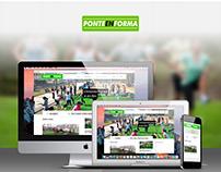 Desarrollo de página web para Ponte en Forma