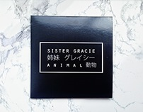 Sister Gracie - Animal Promo CD //
