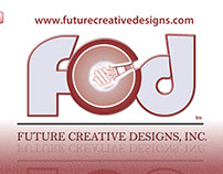Future Creative Designs Branding Project 2015
