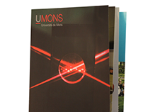 """Physics Institute - University of Mons"" brochure"