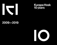 Kurppa Hosk 2009—2019