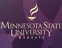 Minnesota State University Mankato - Visual Identity