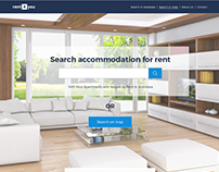 Rent for you - web design