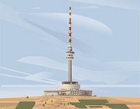 Praděd TV Tower