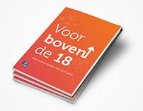 Boekje 'Voor boven de 18' – Nibud