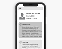 CiteShare- App for Journalist | App UX Project